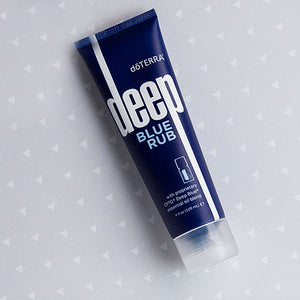 doTERRA Deep Blue Rub - All Natural Muscle Rub for Sore and tight muscles
