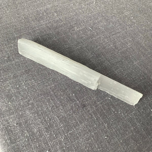 Selenite Wand {energy cleansing}