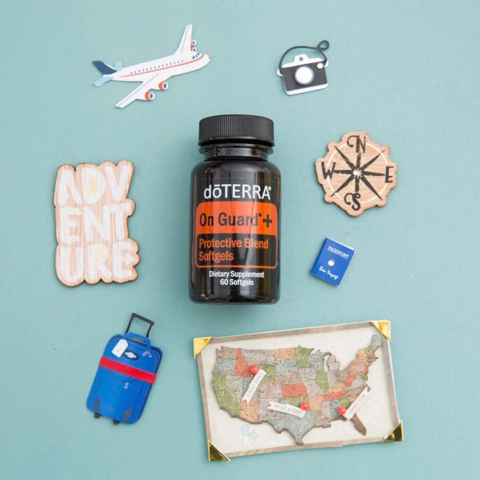 doterra on guard protective blend softgels supplements