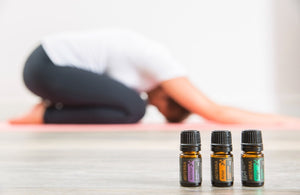 doterra yoga collection align ground reassure