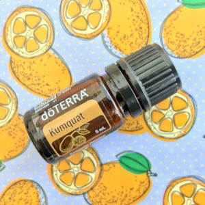 doTERRA Kumquat Essential Oil