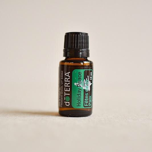 doTERRA Holiday Peace Essential Oil Blend
