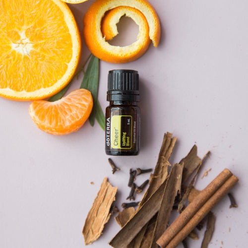 doTERRA Cheer {uplifting} Essential Oil Blend