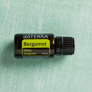 doTERRA Bergamot Citrus Essential Oil Wellness by Ellie Health Coach