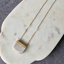 Dreamy Quartz Necklace