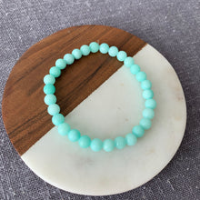 Sea Green Jade Bracelet