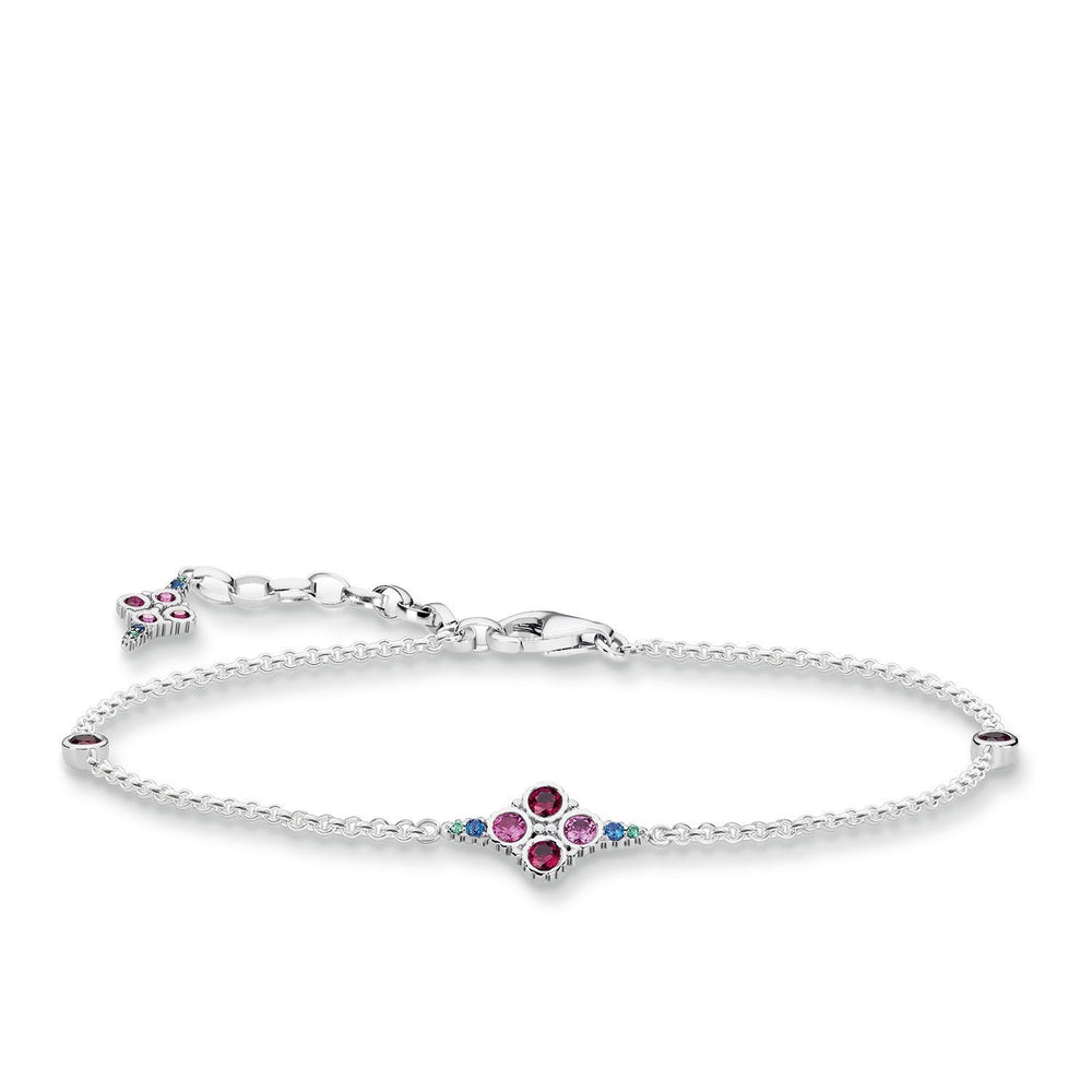 "Bracelet ""Royalty Colourful Stones"" - THOMAS SABO Malaysia"