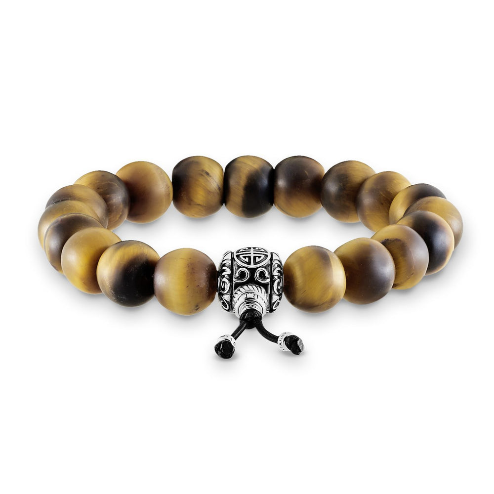 "Bracelet ""Power Bracelet Ethnic Brown"" - THOMAS SABO Malaysia"