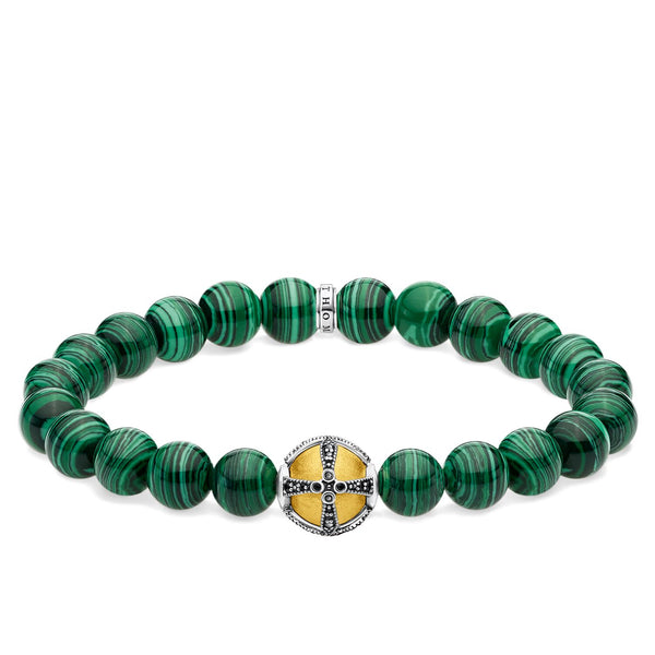 Bracelet Cross Green