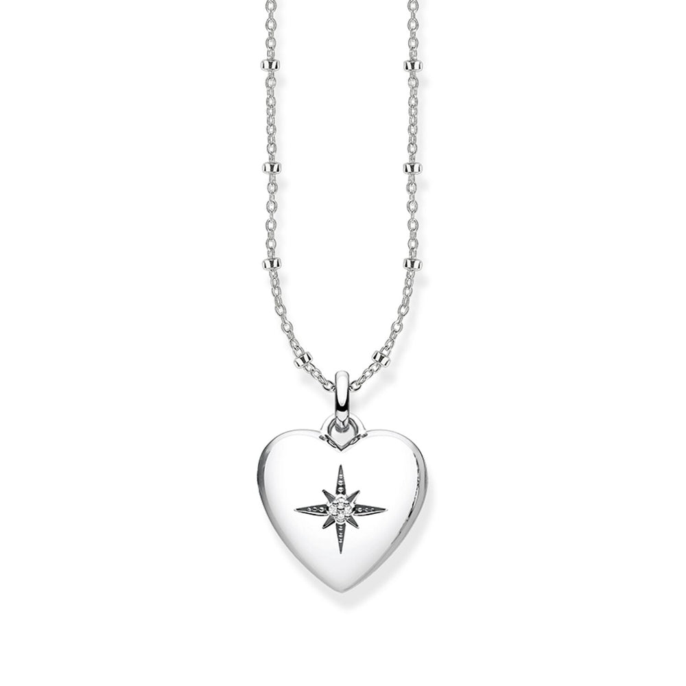 "Necklace ""heart locket"""