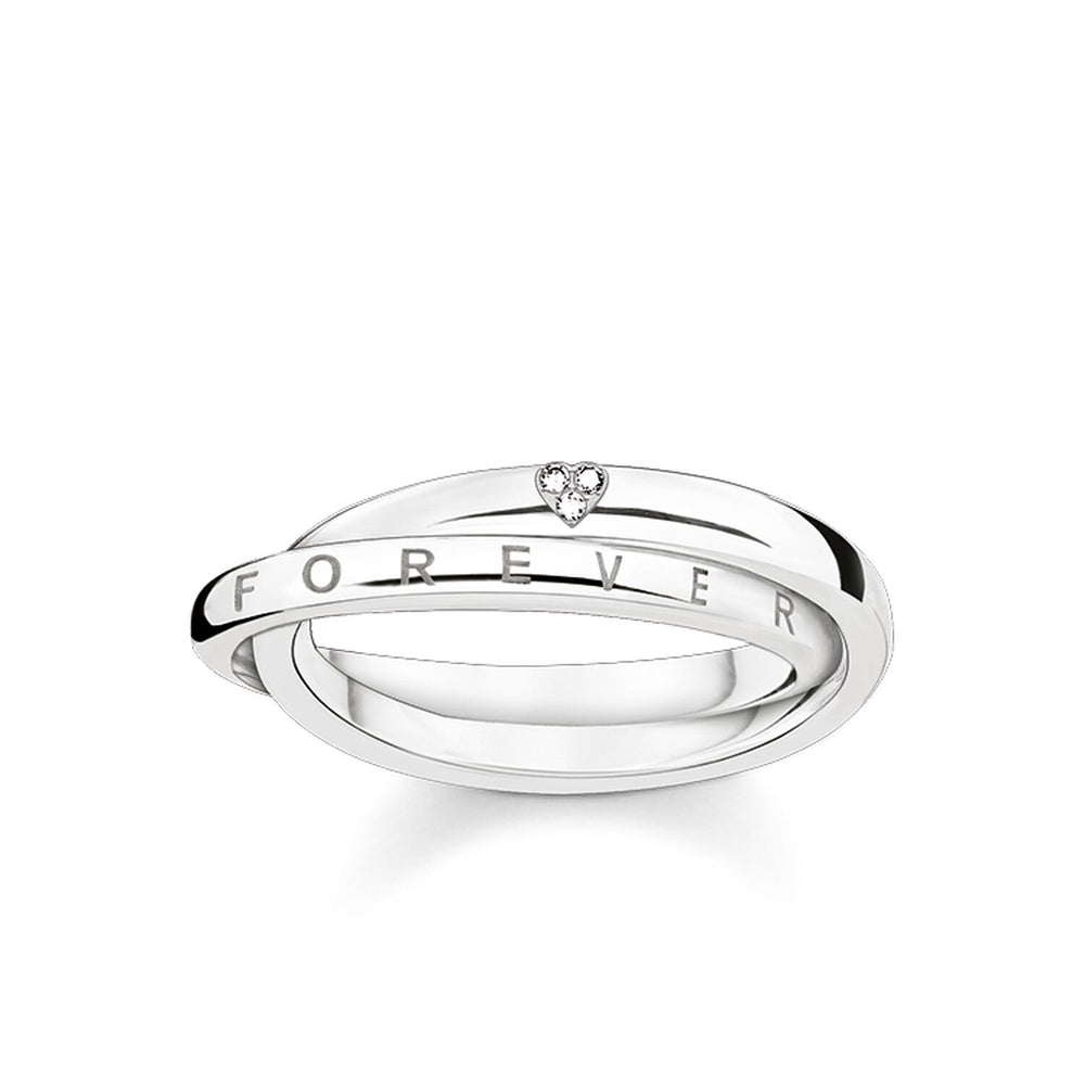 "Ring ""Together Forever Heart"" - THOMAS SABO Malaysia"