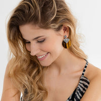 "Earrings ""Africa Triangle"" - THOMAS SABO Malaysia"