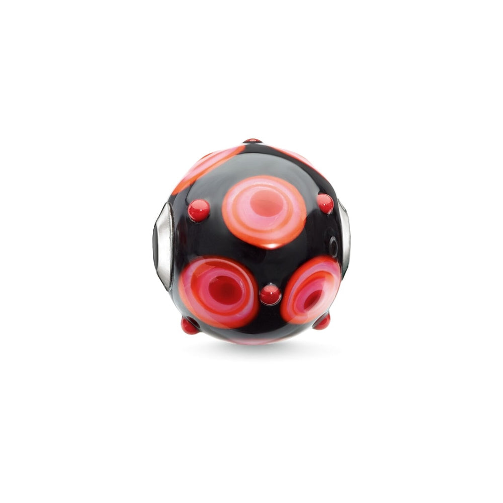 "Bead ""Red, Black, Hot Pink, Orange"" - THOMAS SABO Malaysia"