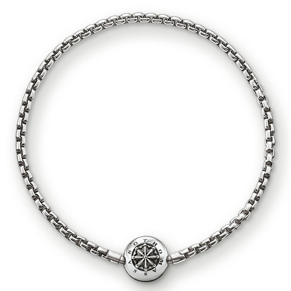 "Bracelet For Beads ""Blackened"" - THOMAS SABO Malaysia"