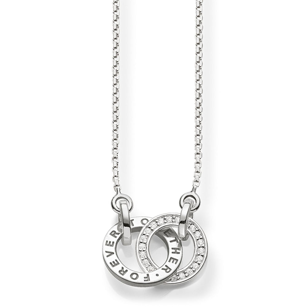 "Necklace ""TOGETHER FOREVER"" - THOMAS SABO Malaysia"