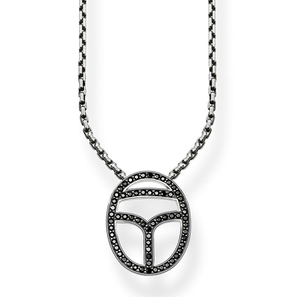 "Necklace ""Scarab Symbol Animal"""