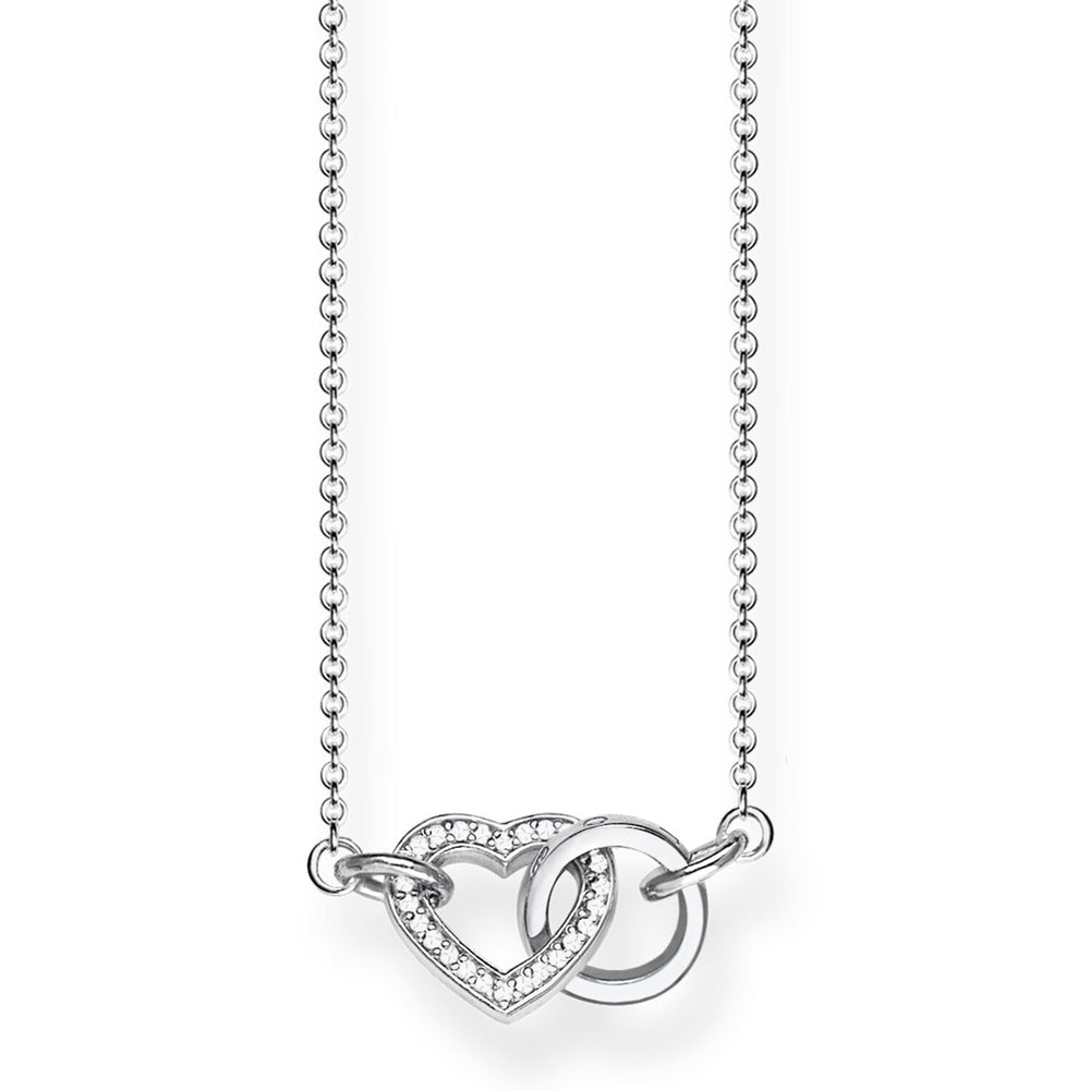 "Necklace ""TOGETHER Heart Small"""