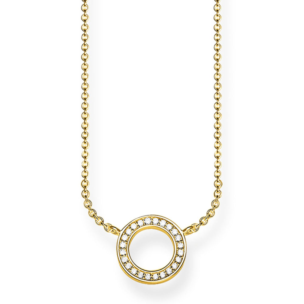 "Necklace ""Circle Small"""
