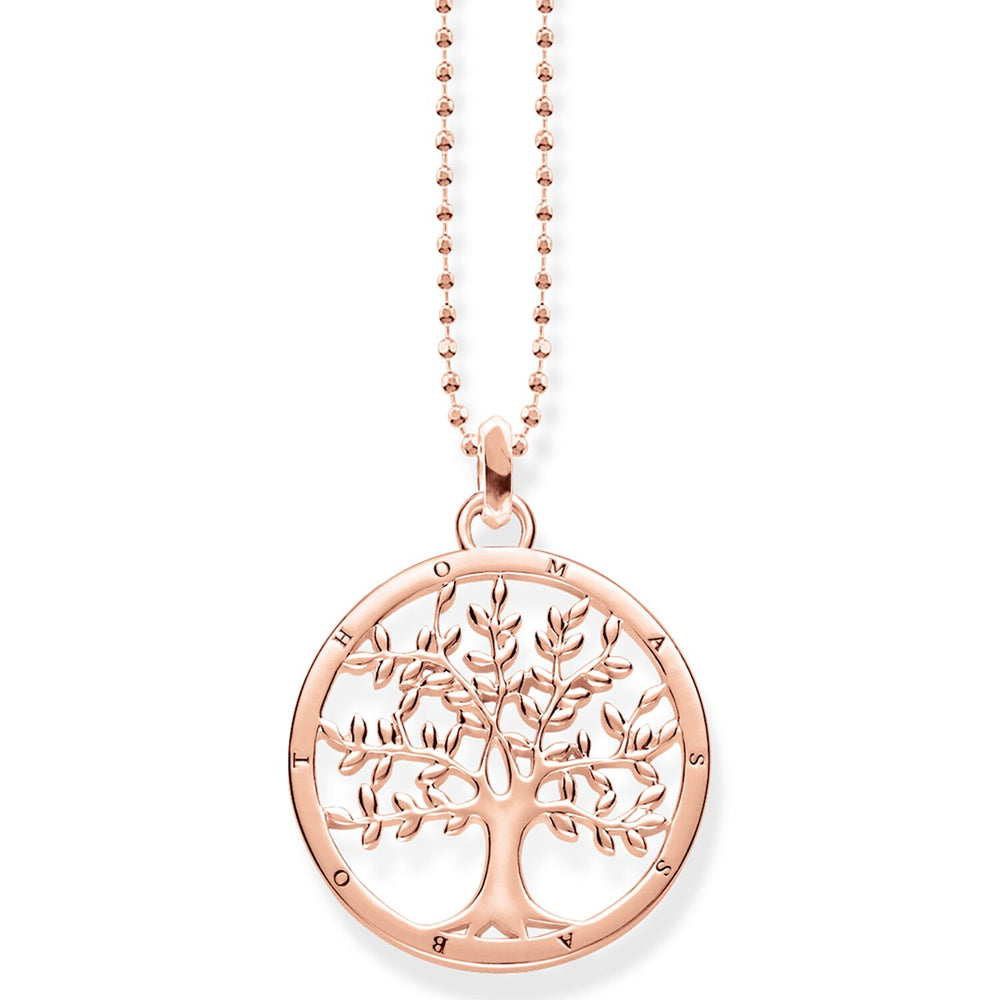 "Necklace ""Tree Of Love"""