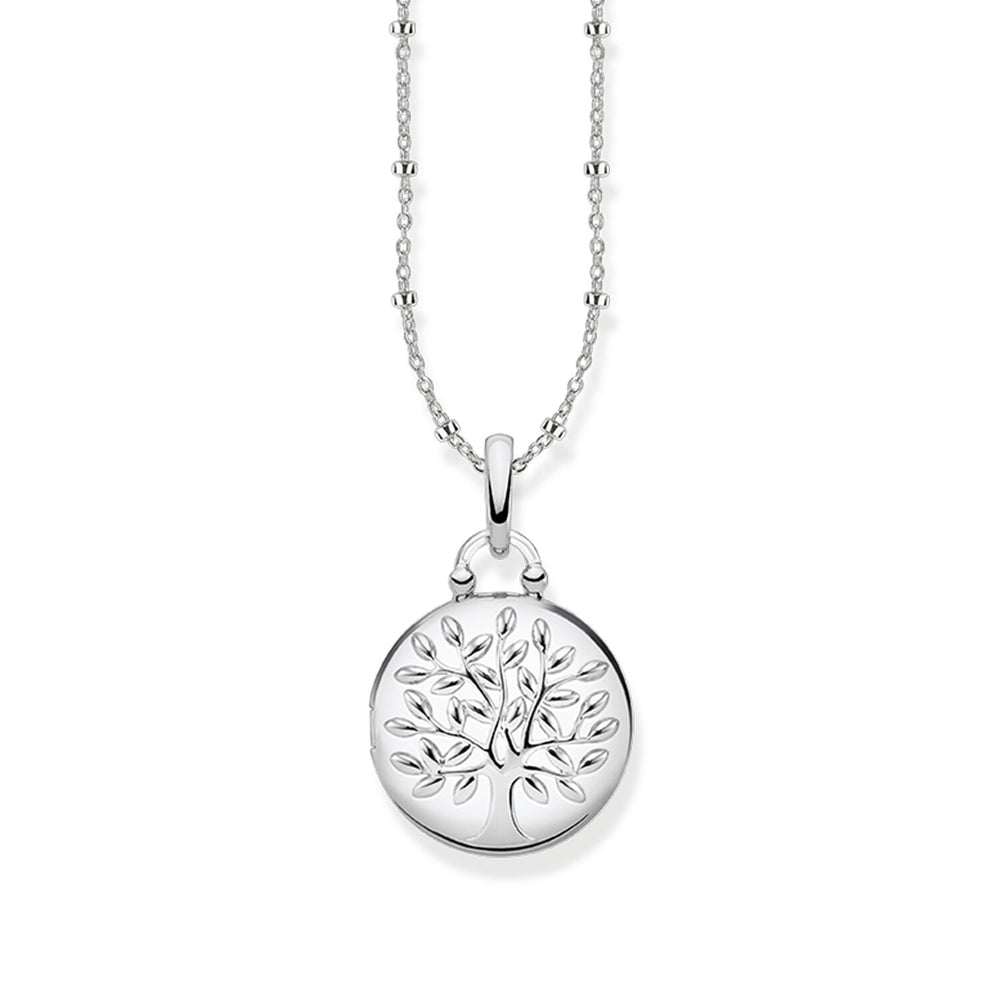 "Necklace ""Locket Tree of Love round"""