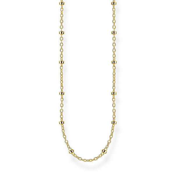 Round Belcher Chain Yellow Gold
