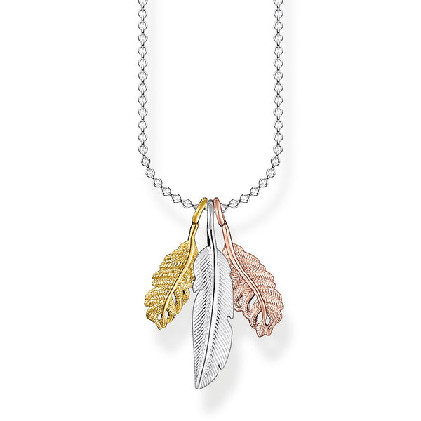 Necklace Feathers | Thomas Sabo Malaysia