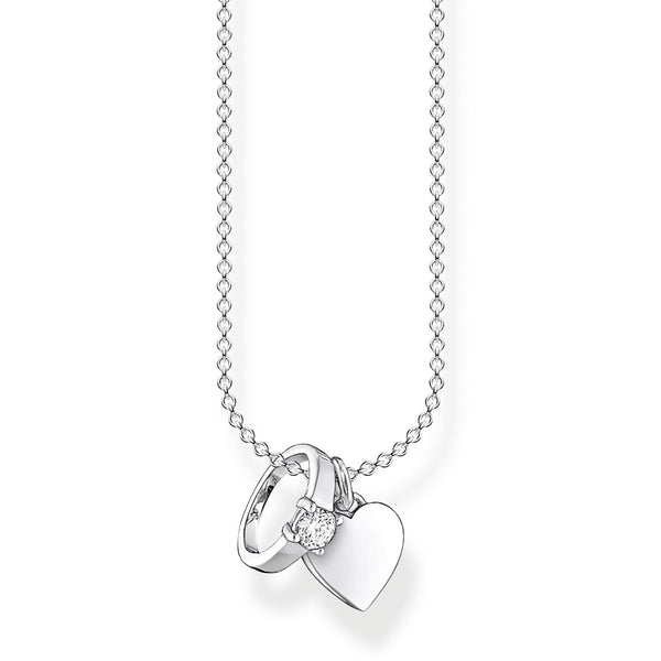 Necklace Ring With Heart | Thomas Sabo Malaysia