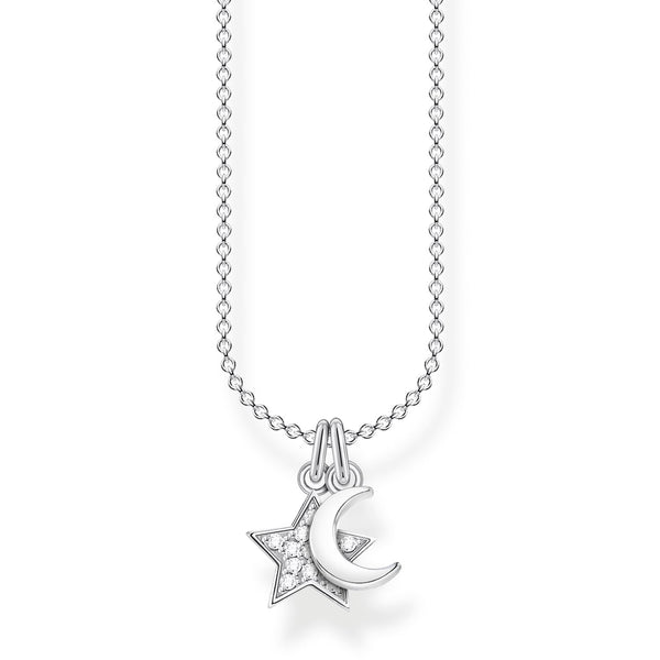 Necklace Star & Moon | Thomas Sabo Malaysia