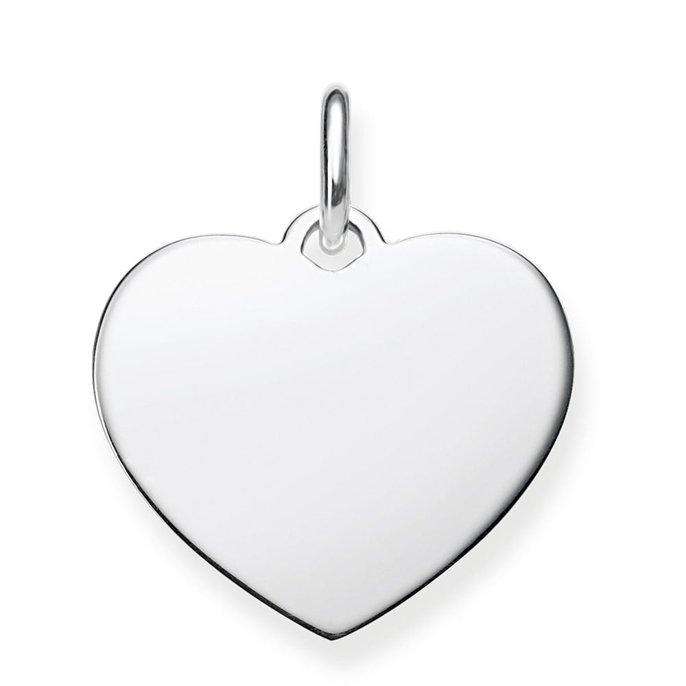 "Pendant ""Heart LIVE LOVE LAUGH"""