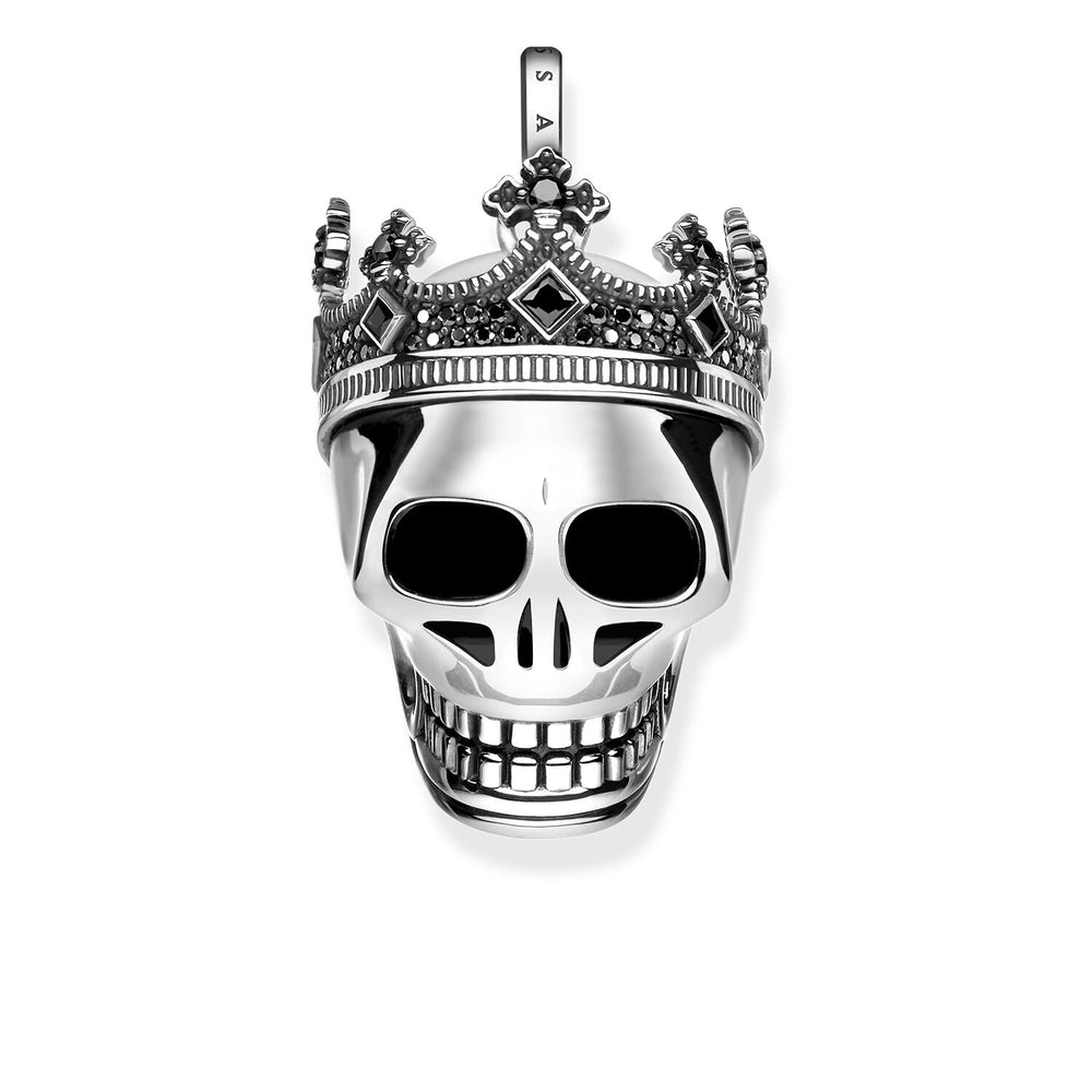 "Pendant ""Skull crown"""