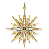 "Pendant ""Royalty Star gold"""