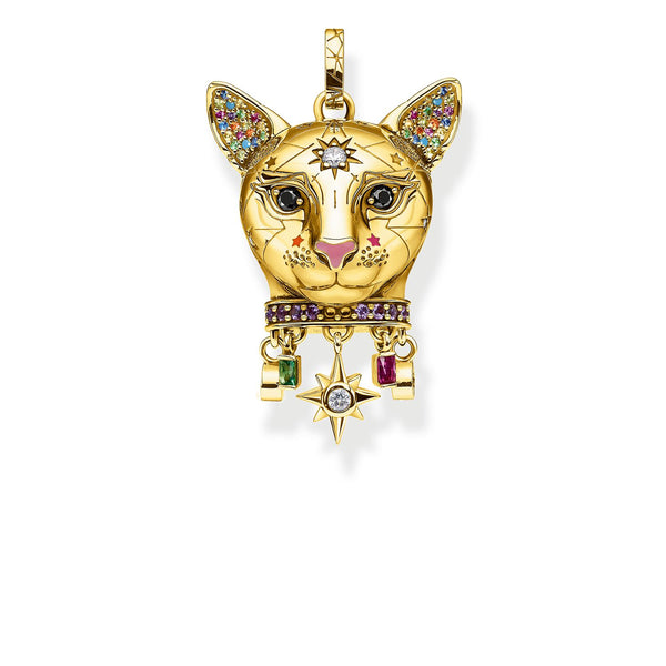 Pendant Cat Gold