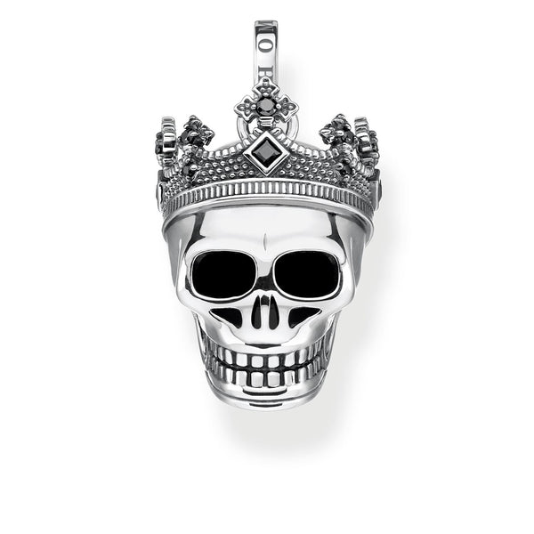 Pendant Skull Crown