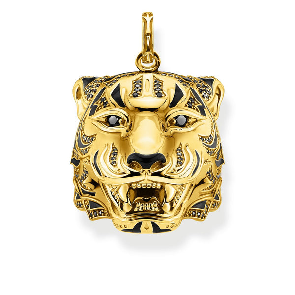 Pendant Tiger Gold