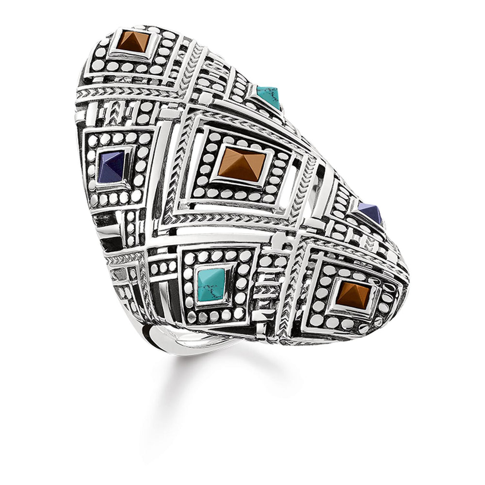 "Ring ""Africa Ornaments"""