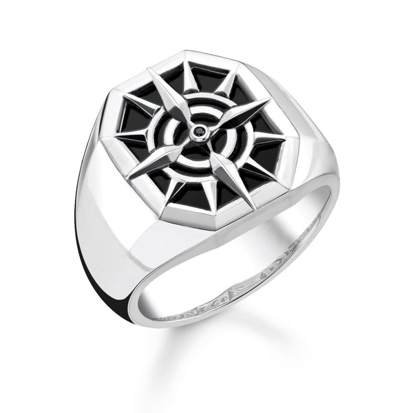 Ring Compass Black