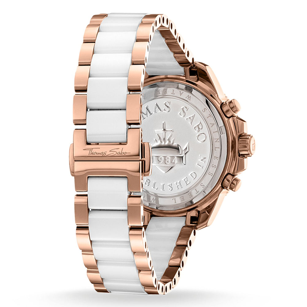 "Women's Watch ""Glam Chrono"""