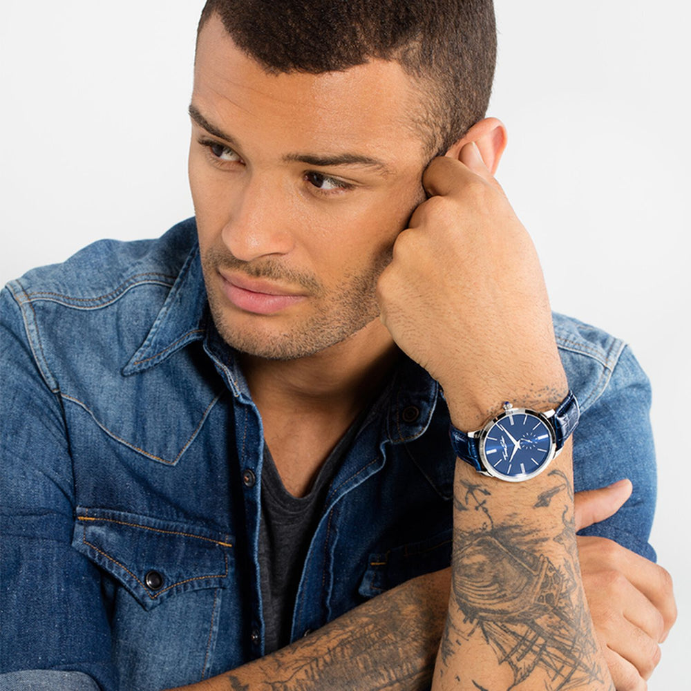 "Men's Watch ""REBEL SPIRIT"""