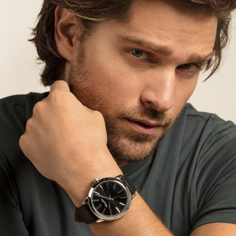 "Men's Watch ""Rebel At Heart Men"""