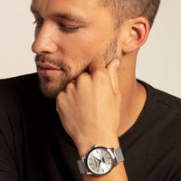 "Men's watch ""Rebel Spirit Moonphase"""