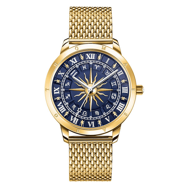 Women's Watch Glam Spirit Astro Watch, Blue