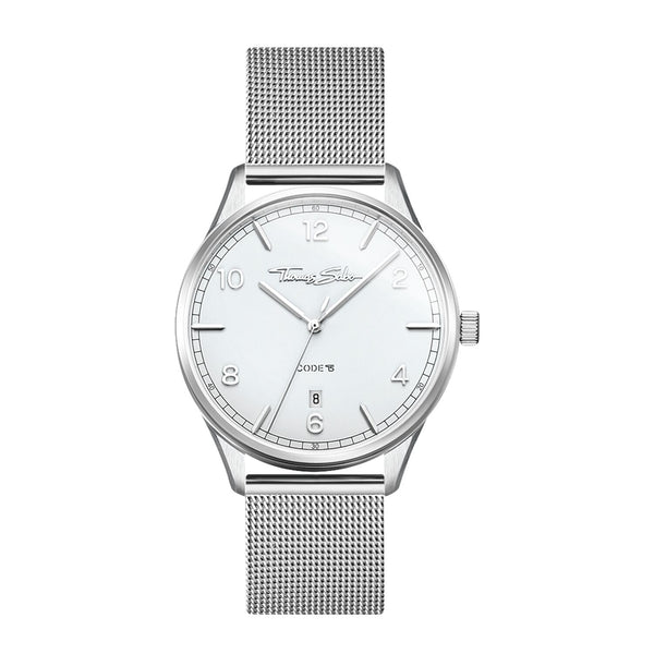 Women's Watch Code TS Small Silver