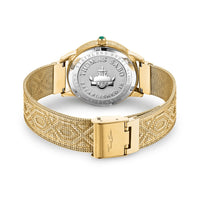 Women's Watch Garden Spirit Malachite Gold