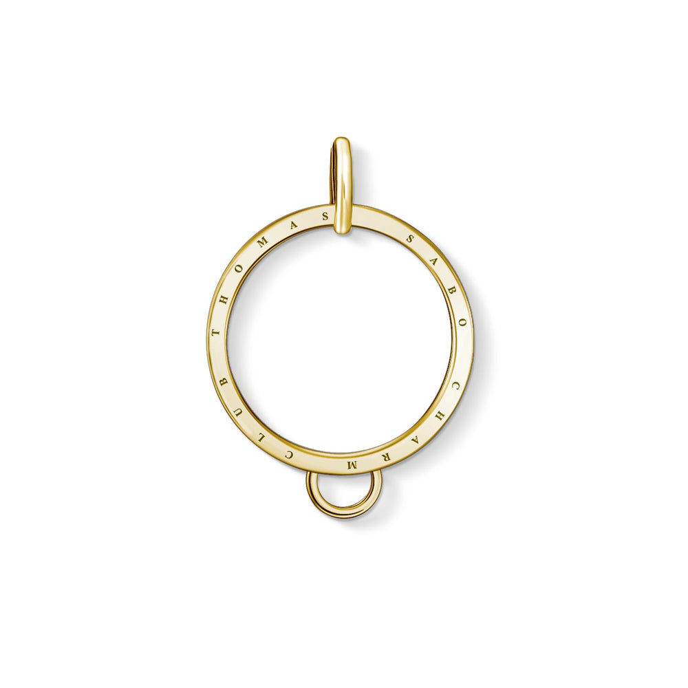 "Carrier ""circle gold"" - THOMAS SABO Malaysia"