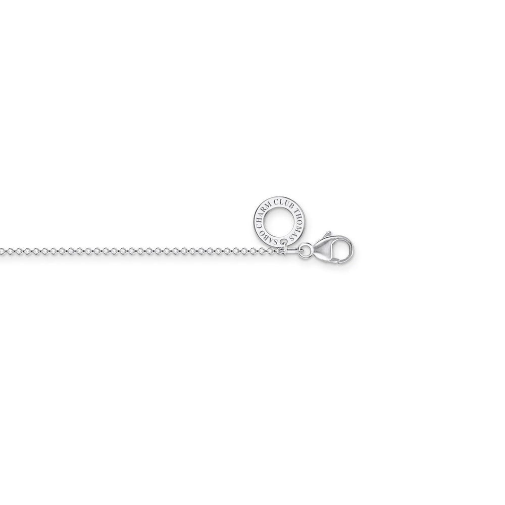 Charm Necklace Silver