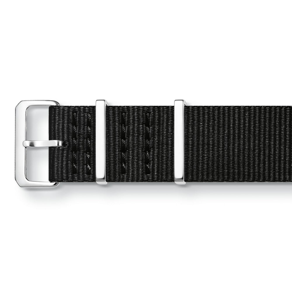 "Watch Strap ""Code TS Nato Black"""