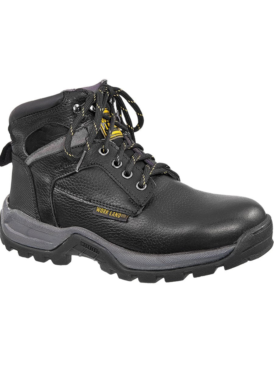 76501 Negro Work Land Botin
