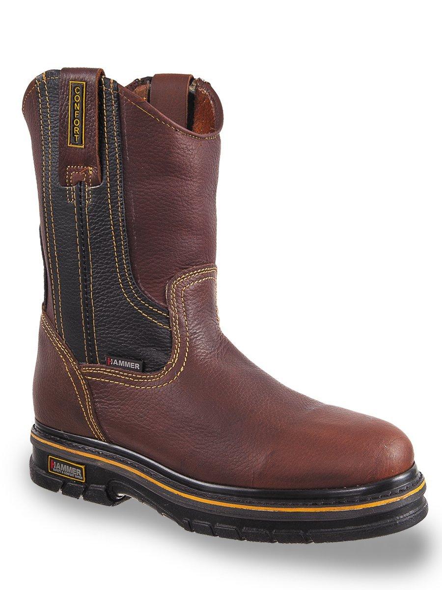 ACM109 Vino Hammer Boot Slip on