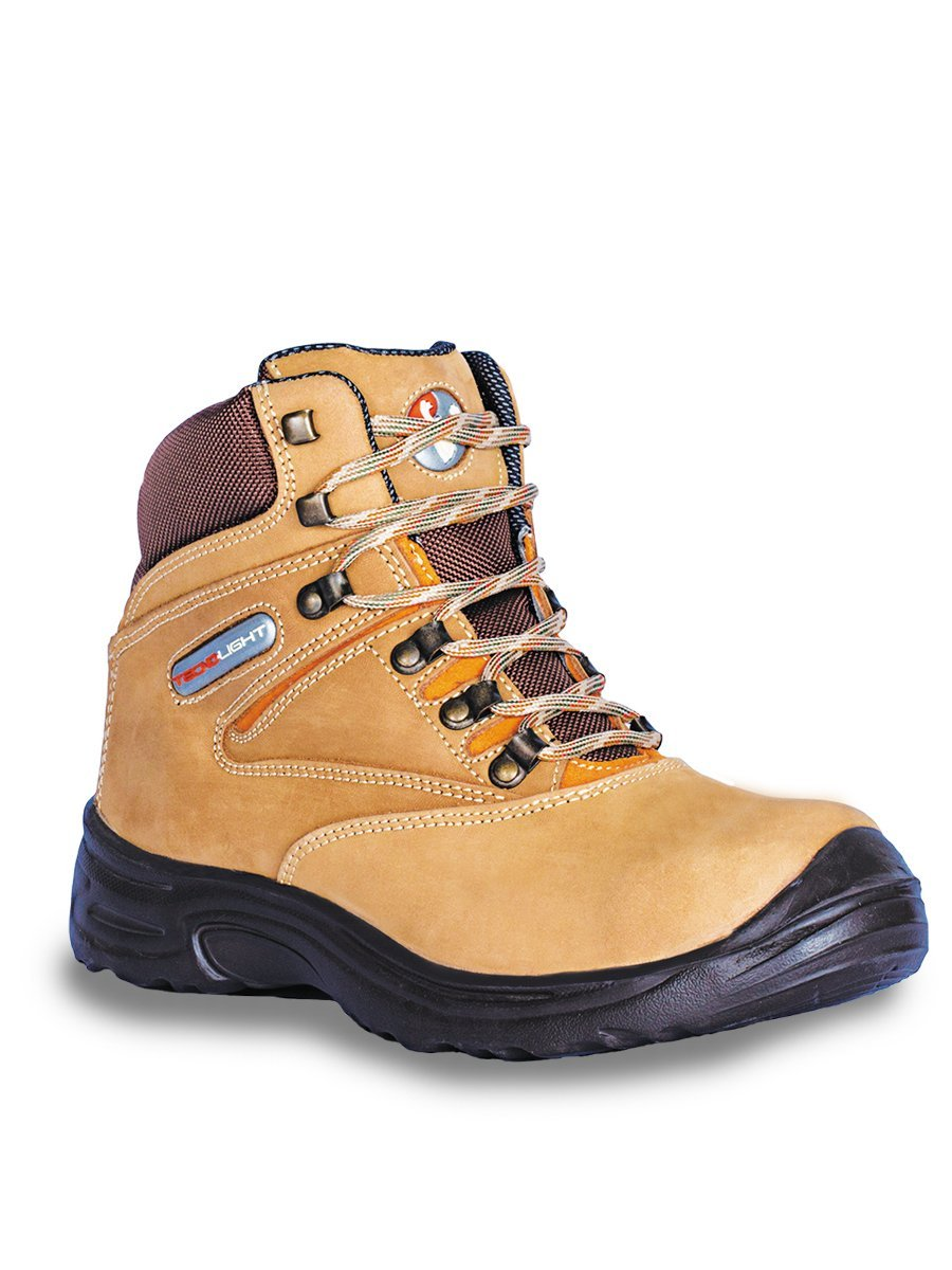 BE340 Miel Berrendo Work Boot Steel Toe