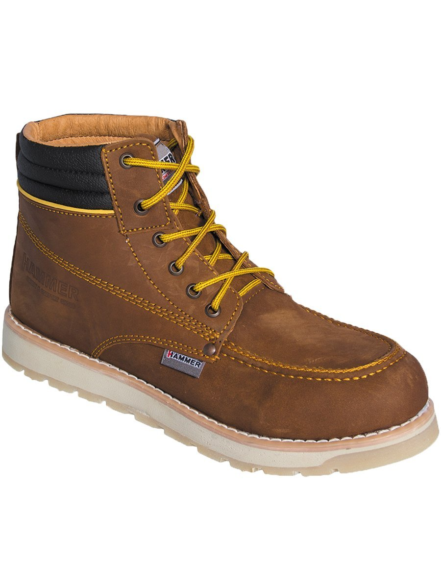 MU1130 Oro  Hammer Short Boot Double Density